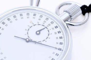 一人当たりの診療時間の短縮
